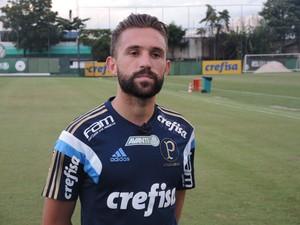 Allione Palmeiras Entrevista (Foto: Felipe Zito)