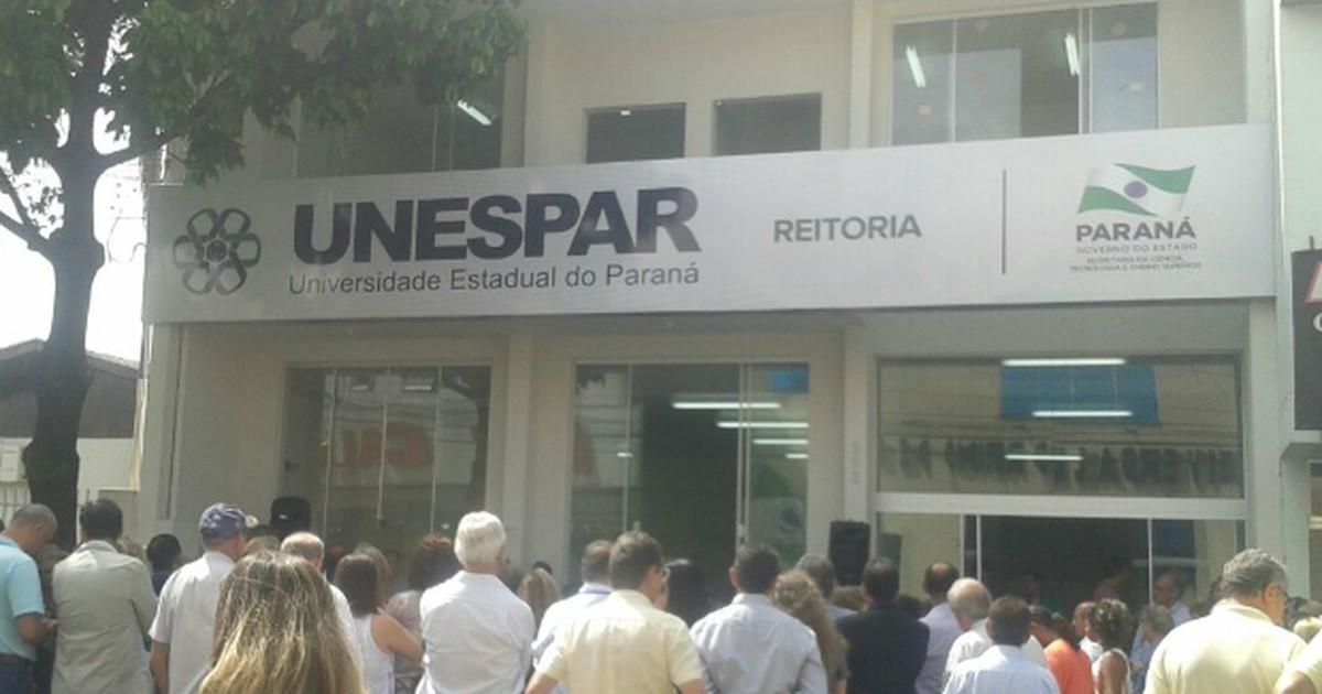 Reitoria da Universidade Estadual do Paraná é inaugurada em ... - Globo.com
