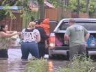 Número de desalojados por chuva no RS passa de 1,7 mil, diz Defesa Civil
