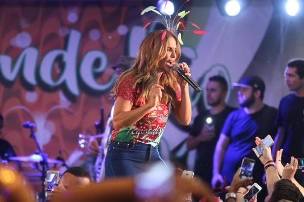 Ivete Sangalo (Foto: Daniel Pinheiro / Rodrigo dos Anjos / AgNews )