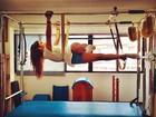 Lívian Aragão se empenha no pilates: 'Sem moleza'