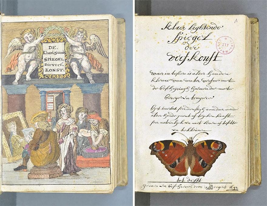Livro escrito pelo holandês A. Boogert (Foto: Reprodução)