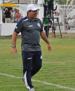 Leandro Sena, Confiança (Foto: Daniel Soares / ADC)