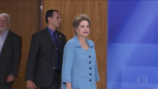 TCU recomenda que o Congresso rejeite as contas de 2015 de Dilma