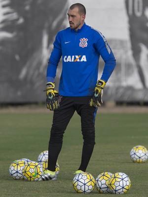 Walter Treino Corinthians (Foto: Daniel Augusto Jr./Agência Corinthians)