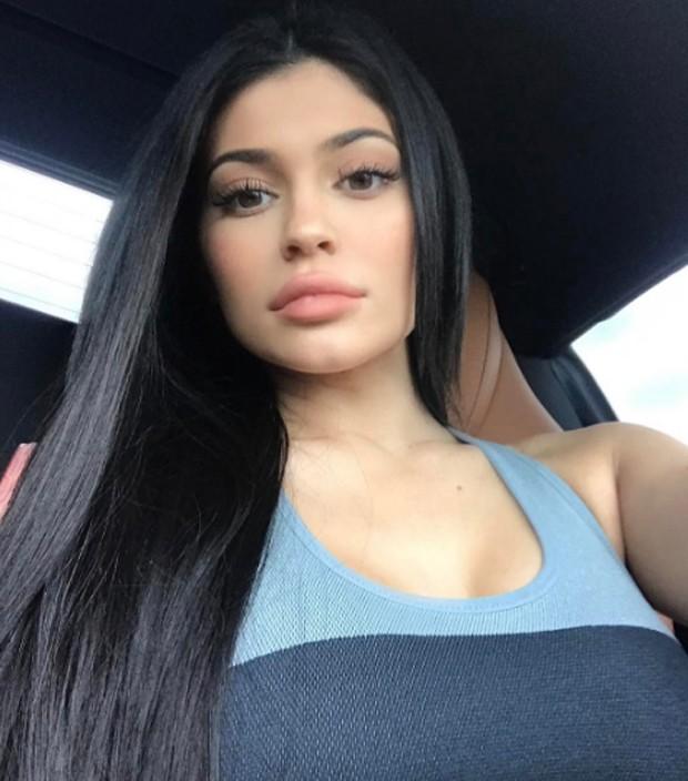 Kylie (Foto: Reprodução / Instagram)
