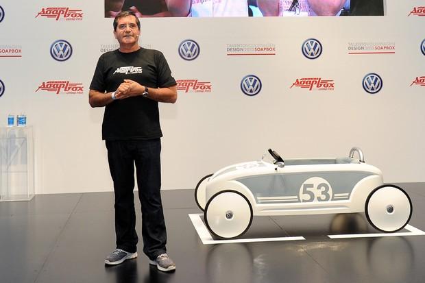 Luiz Alberto Veiga, Hall da Fama Autoesporte 2017 (Foto: Divulgação)