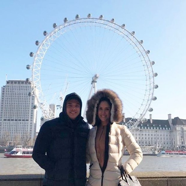 Wesley Safadão e Thyane Dantas (Foto: Reprodução / Instagram)