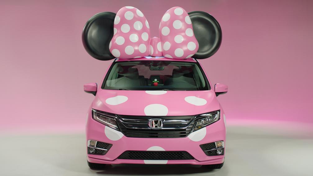 Honda 'Minnie Van' (Foto: Divulgação)