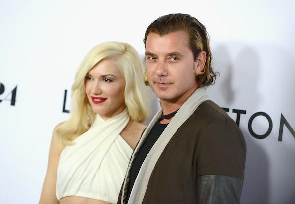 Gwen Stefani e Gavin Rossdale (Foto: Getty Images)
