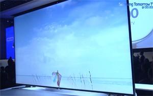 F8000, a nova TV de LED da Samsung (Foto: Reprodução)