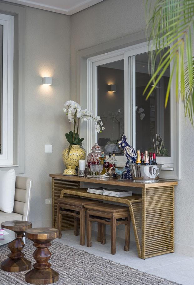 Espaços integrados e cheios de estilo