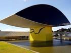 Museu de Niemeyer é considerado um dos vinte mais belos do mundo