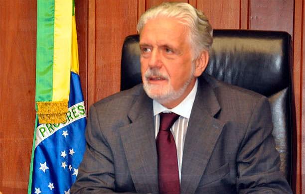 jaques wagner, governador da bahia (Foto: Eric Luis Carvalho/Globoesporte.com)