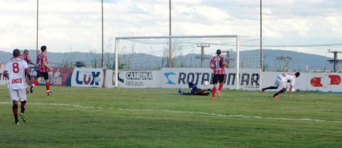 Campinense 2 x 0 Atlético Potengi, amistoso no Estádio Renatão (Foto: Divulgação / Campinense)