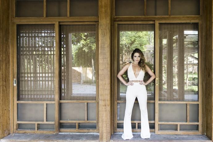 A atriz conta quais peças não podem faltar no seu guarda-roupa (Foto: Ellen Soares/Gshow)