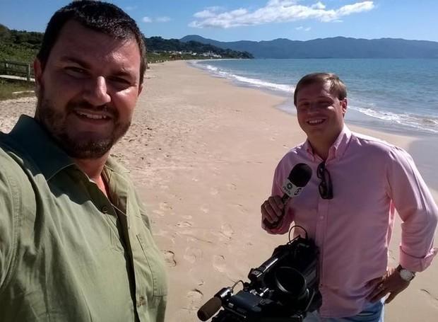 Florianópolis é uma das cidades mostradas no quadro do Como Será (Foto: RBS TV/Divulgação)