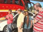 Ladrão finge ser passageiro e rouba ônibus durante viagem em Guará, SP