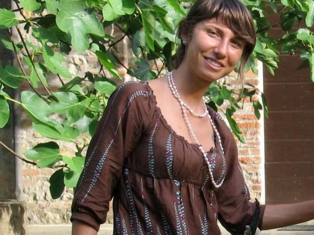 Gaia Molinari foi assassinada na Praia de Jericoacoara, no Ceará (Foto: Divulgação/Arquivo Pessoal)