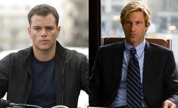 Matt Damon e Aaron Eckhart (Foto: Reprodução)