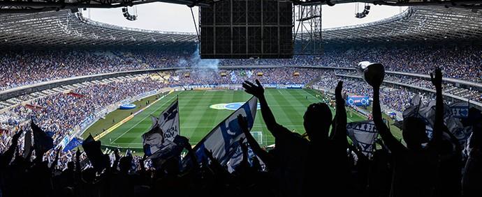 Mineirão (Foto: Minas Arena / Facebook)
