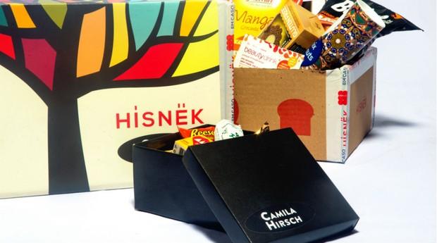 Entre os produtos dos kits, estão bolinhos, brownies e cookies (Foto: Divulgação )