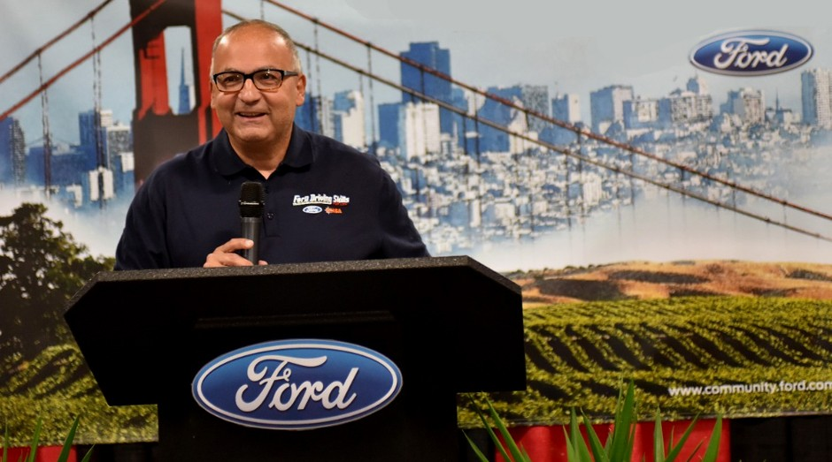 Jim Vella, presidente global do Ford Fund (Foto: Divulgação)