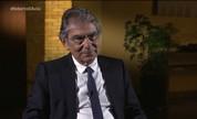D´Avila conversa com Carlos Ayres Brito, ex-ministro do STF
