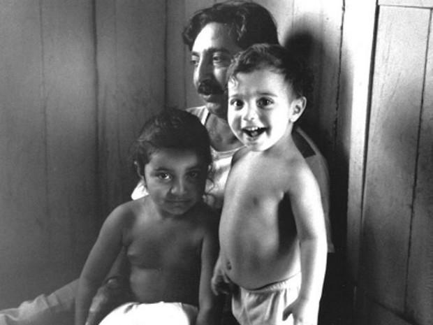 Chico Mendes livro (Foto: Arquivo de família)
