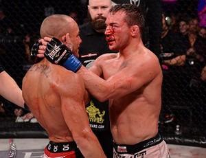 luta Eddie Alvarez e Michael Chandler (Foto: Facebook do Bellator)