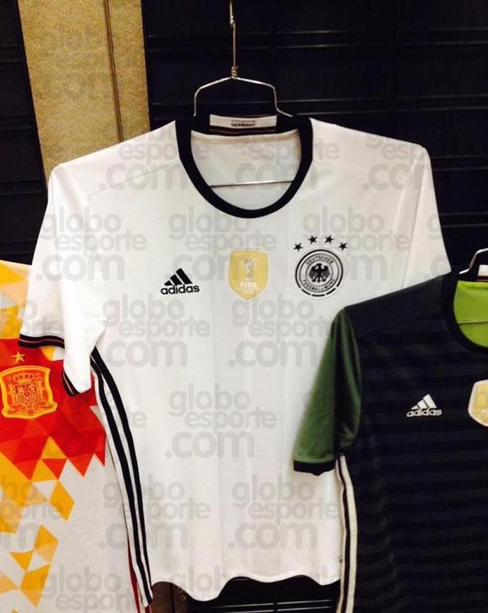Alemanha terá camisa 1