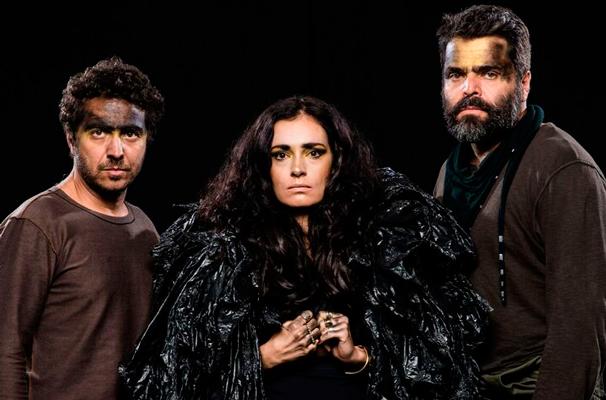 Alcemar Vieira, Paula Cales e Otto Jr (Foto: divulgação)