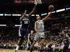 Final da Conferncia Oeste da NBA: San Antonio x Memphis (Agncia Reuters)