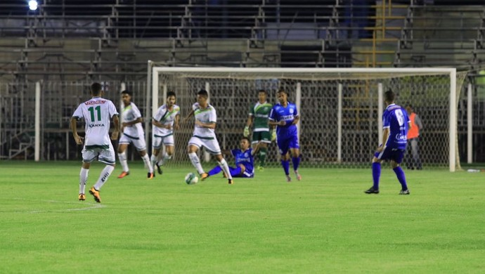 Luverdense x Sinop no Passo das Emas (Foto: Julio Tabile/Sinop FC)