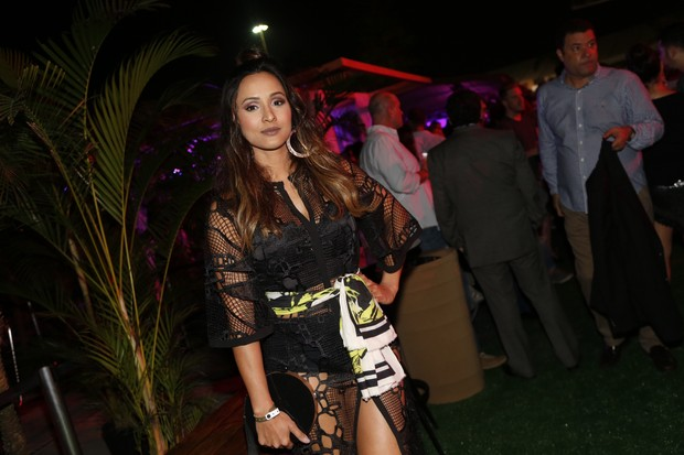 Thaíssa Carvalho (Foto: Delson Silva/Agnews)