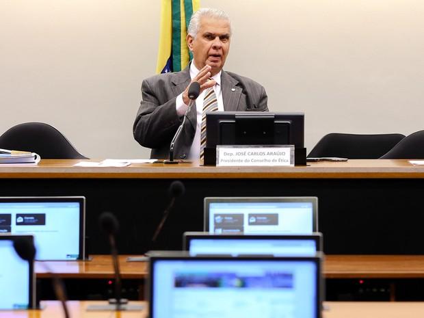 José Carlos Araújo declara apoio à Rodrigo Maia para Presidência da Câmara