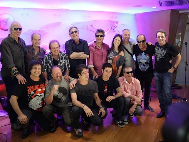 Rock in Rio anuncia show comemorativo e divulga artistas nacionais  (Foto: Andr Bittencourt)
