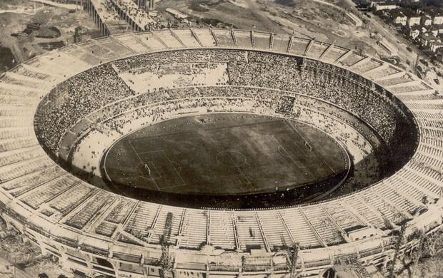Maracanã antigo estádio (Foto: Reprodução)