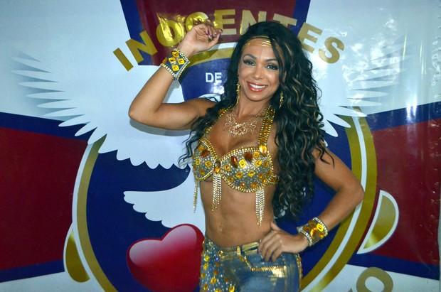 Letícia Guimarães (Foto:  Vinicius Vianna )