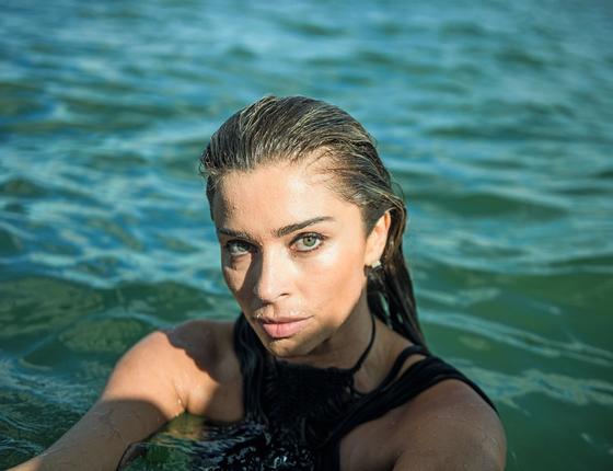 A atriz Grazi Massafera  (Foto: Raquel Cunha/ TV Globo)
