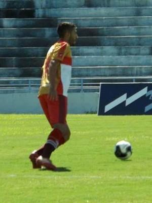 Ricardo Lucena Uberaba zagueiro (Foto: Uberaba/Divulgação)