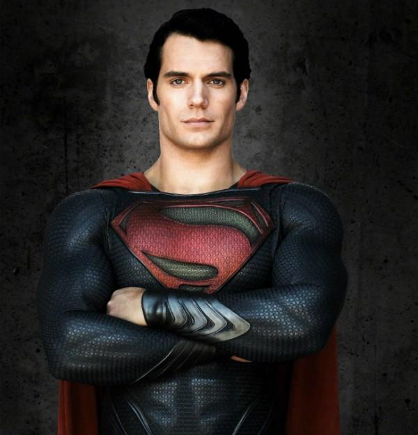 Henry Cavill como Superman  (Foto: Divulgação)