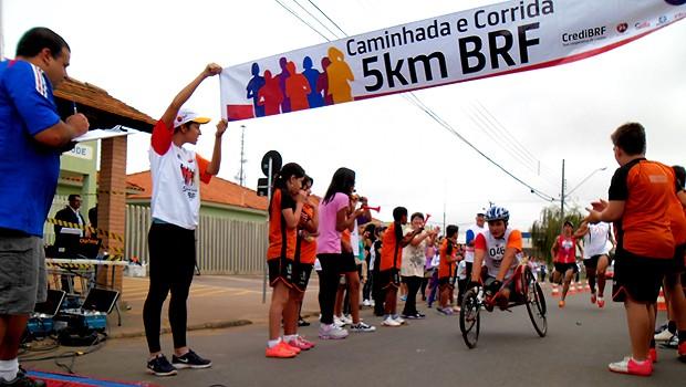 Caminhada e Corrida Carambeí (Foto: Divulgação/RPC TV)