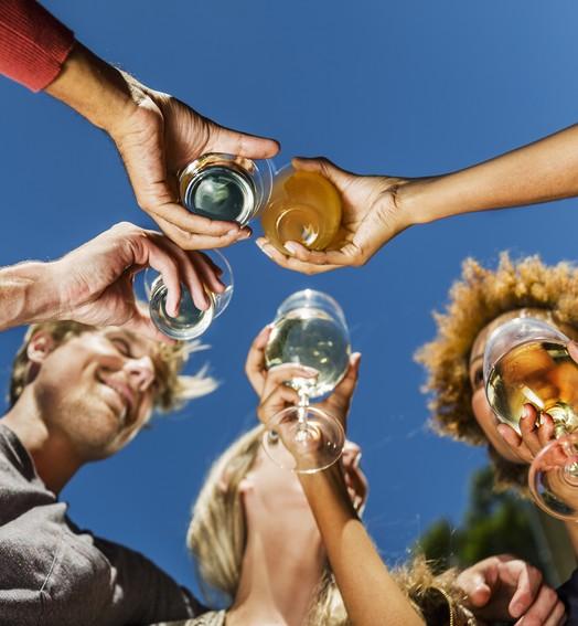um brinde (Getty Images)