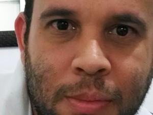 Policial civil foi morto em padaria em Santos (Foto: Arquivo Pessoal)