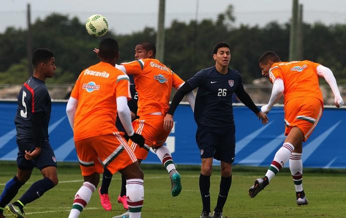 richarlison fluminense jogo-treino (Foto: Nelson Perez / FluminenseFC)