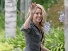 Shakira declara sua torcida para o Brasil