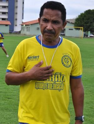 Elivaldo Morais- Tiradentes-PI (Foto: Renan Morais/GLOBOESPORTE.COM)