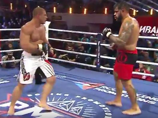 BLOG: Em primeira luta após sair do UFC, Antônio Pezão é derrotado por russo; veja
