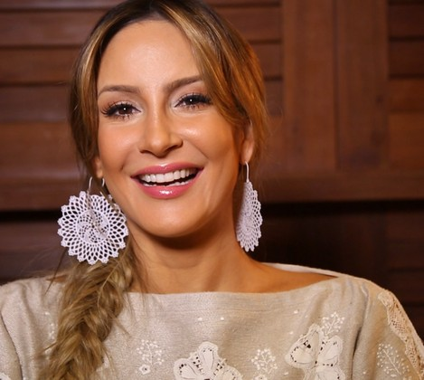 Claudia Leitte no Superbonita